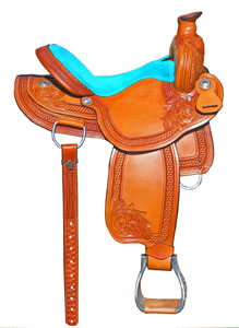Tracy Webb Signature Saddles - Santa Antonio