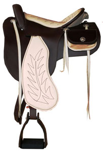 Tracy Webb Signature Saddles - Santa Barbara