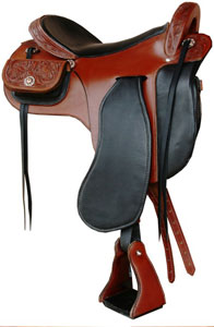 Tracy Webb Signature Saddles - Santa Fe